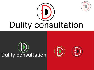 Dulity Consultation logo dulity consultation logo d letter logo letter logo pismire art eye catching logo minimalist logo logo design logodesign logo creative logo