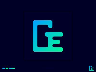 G+E Letter Logo Design professional logo logo design branding graphic design dribbble logo khaled pappu e letter logo g letter logo ge letter logo letter logo logo ge ge logo e logo design g logo design