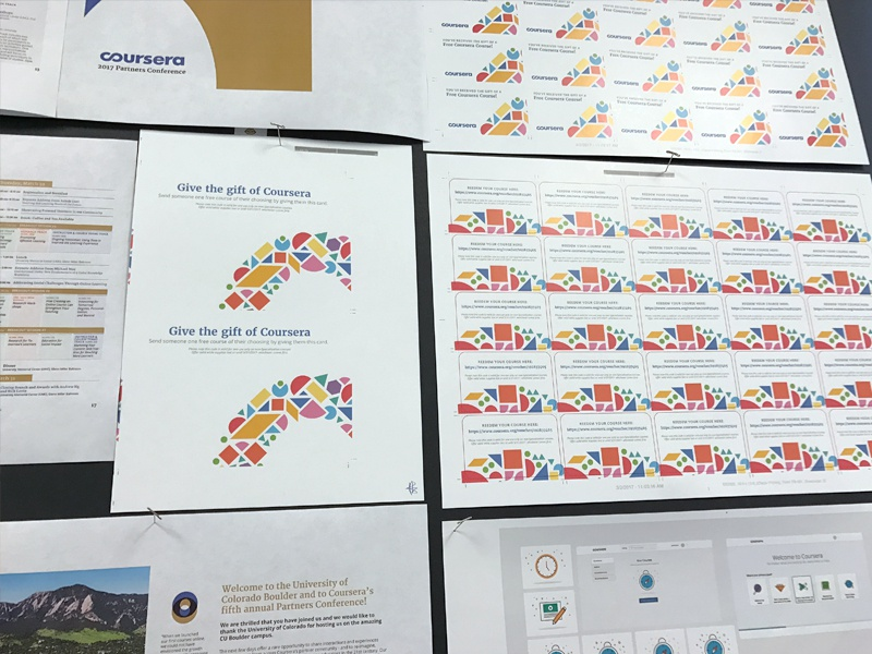 Printing up a storm schedule booklet gift card print coursera tangram