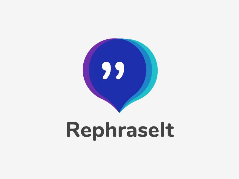 Rephraseit logo