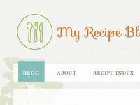 My Recipe Bl