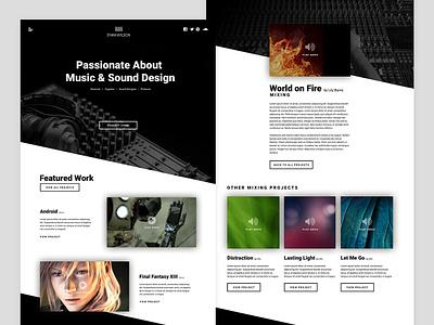 Sound Design Portfolio