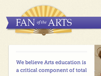 Fan of the Arts