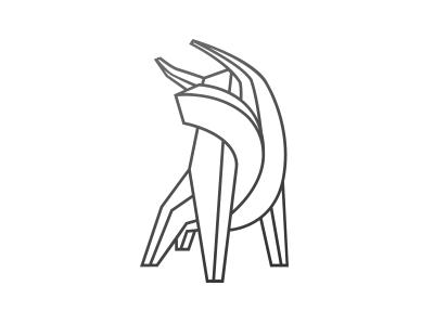 Bull Logo Concept logo brand identity