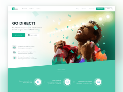 Website Home Page graphic illustration website user interface ui design user experience visual design