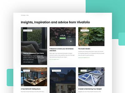 Insights, Inspiration and advice design advice inspiration insights blog