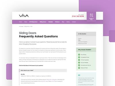 FAQs design questions faqs