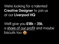 We want you! (maybe)