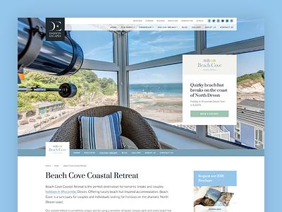 Beach Cove 🏖 beach brand holidays uk travel website
