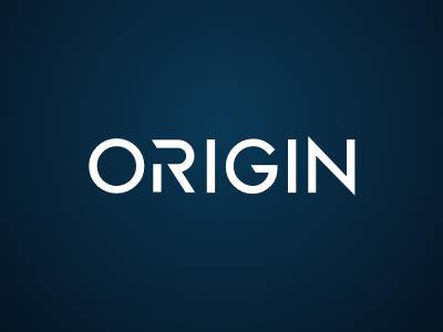 Origin Wordmark wordmark branding typography type brand logo