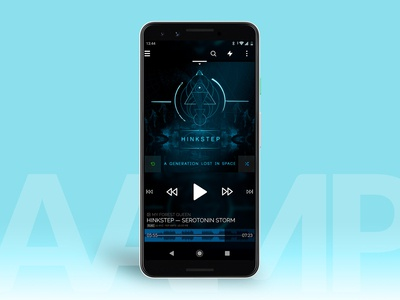 AAMP Music Player