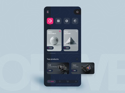 Orwell Devices — Shop concept