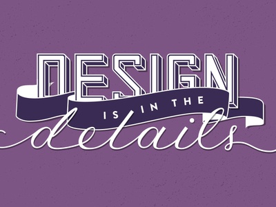 Design Is... (Official Shopify + Dribbble Playoff)