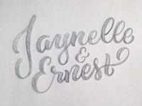 Jaynelle & Ernest