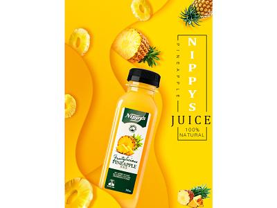 Juice Poster poster design