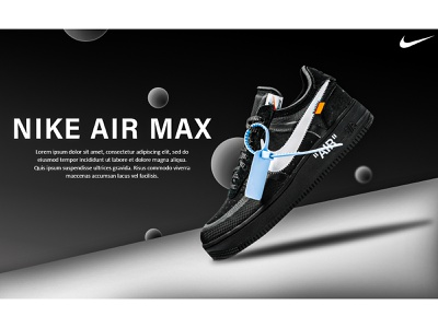 Shoes Banner poster design