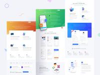 App Development Platform Website Inner Pages