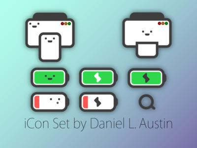 iCon Set (WIP)