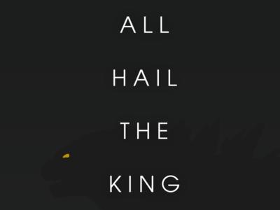✖️ ALL HAIL THE KING ✖️