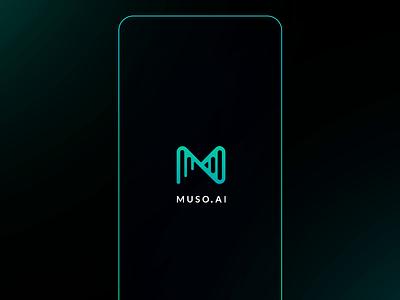 Muso – Splash Screen Animation ui animation logo animation logo animation splash screen splashscreen app ui