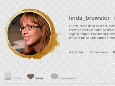 Expobar social profile