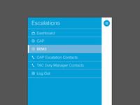 Escalation Management App
