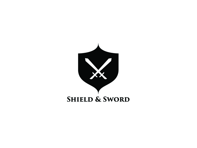 Sword   shield dribbble