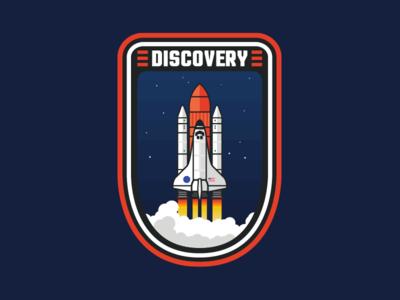 Space Shuttle Doodle
