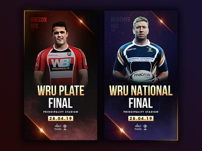 WRU Final Posters