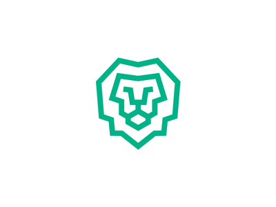 Adhesive Tape Logo Design head animal adhesive strong duct tape tape lion king lion head lion logo leon lion