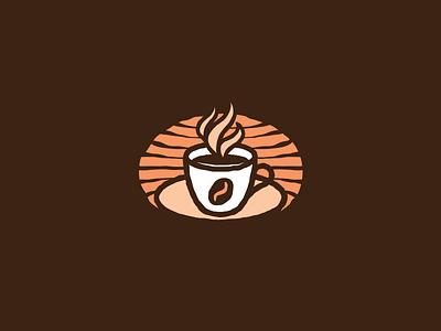 Coffee Shop symbol icon design identity cafe logo logo branding coffee bean coffee shop turkish coffee coffee cup bar cafe coffee