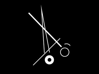 "Scissors Sign for ""Pavel Okhapkin School"""