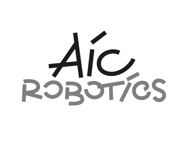 Aic Robotics Logo By Ramil Gilmanov Dribbble Dribbble
