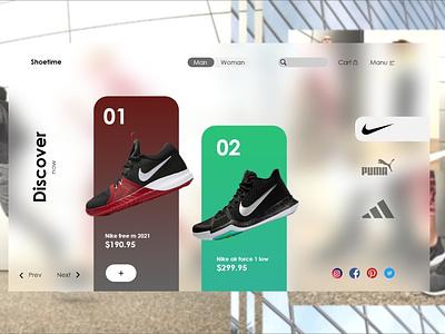 Ecommerce Product UI product ui ecommerce web ui design