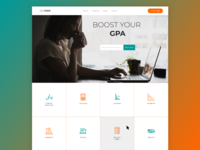 GetPrep - Tutoring Company Website