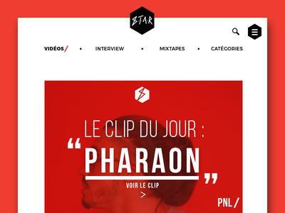 A proposal for a Hip Hop Lifestyle Network minimalist principle sketch responsive wip home website pnl