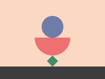 Playing with Shapes & Sound Loop ux  ui sound shape animation shape motiongraphics motion graphics motion design motion loop animation loop color palette animation animated gif after effects 2d animation