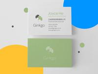 Ginkgo - VI design