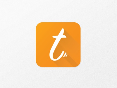 My Tale icon app t tail tale my orange shadow