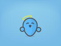 Angel Orwuu - iOS Sticker Day 8