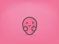 Winking Capu  - iOS Sticker Day 10