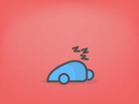 Sleepyhead Orwuu - iOS Sticker Day 12