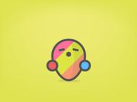 Exasperated Coloruu - iOS Sticker Day 14