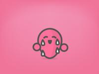 Tears of Joy Capu - iOS Sticker Day 15
