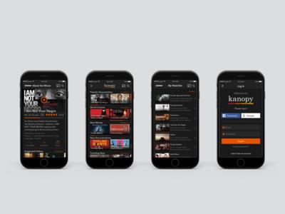 Kanopy Video App