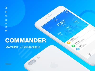 Machine  Commander