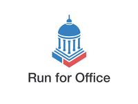 Logo - Run for Office
