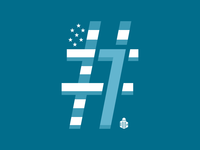 7-Hash (Happy 7th Birthday NationBuilder!)