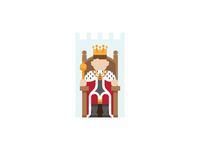 History of Leadership - The Feudal King