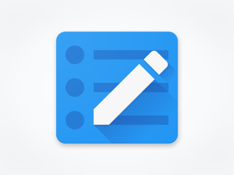 Student Planner Android App Icon app material material design android icon